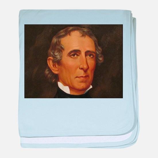 John Tyler Infant Blanket