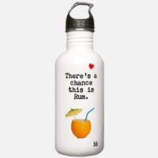 Water Bottle-Chance This Is Rum