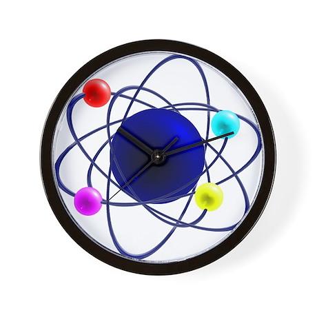 Atomik Wall Clock