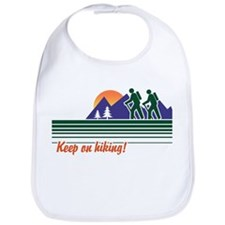 Keep on Hiking Bib