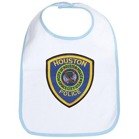 Houston Police Bib