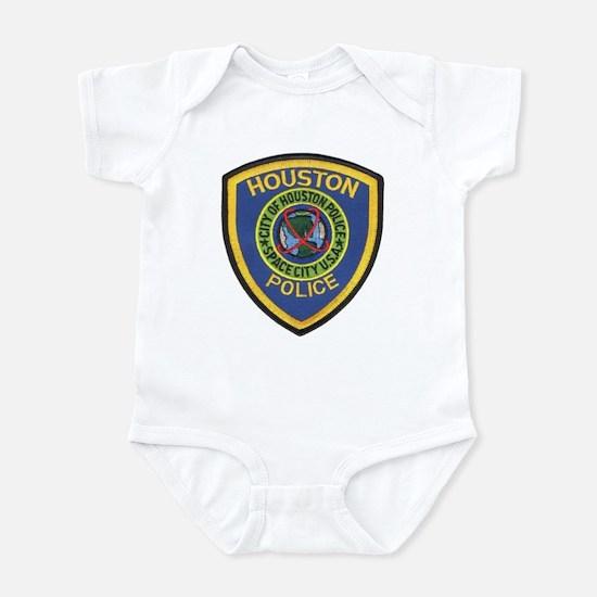 Houston Police Infant Bodysuit