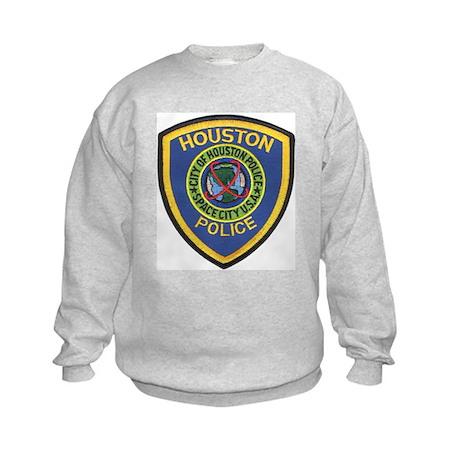 Houston Police Kids Sweatshirt