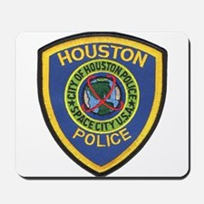 Houston Police Mousepad