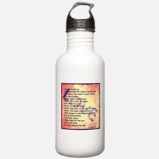 Message of Love Water Bottle