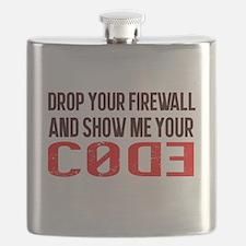 Drop Firewall Show Code Flask