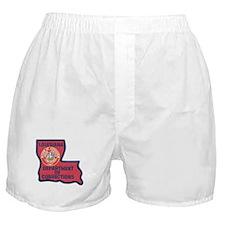 Louisiana Corrections Boxer Shorts