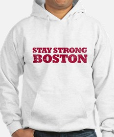 Stay Strong Boston Hoodie