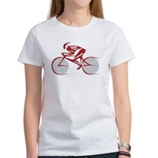 Cute Bicycle anatomy Tee