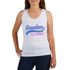 Grandma Since 2014 Women's Tank Top