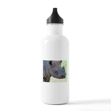 Black Rhino Stainless Water Bottle 1.0L