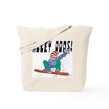Alley Oops! Tote Bag