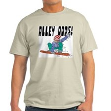 Alley Oops! Ash Grey T-Shirt
