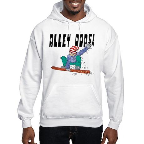 Alley Oops! Hooded Sweatshirt