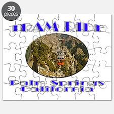 Palm Springs Tram Ride Puzzle
