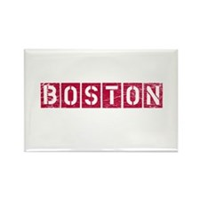 Boston Pride! Rectangle Magnet