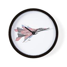 Russian MiG Wall Clock