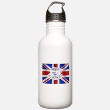 Keep Calm and Drink a CWater Bottle