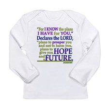 Jeremiah 29:11 Long Sleeve T-Shirt