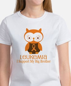Big Brother Leukemia Support Women's T-Shirt