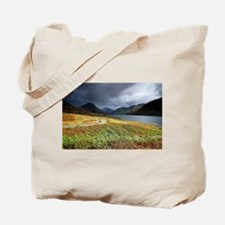 Wastwater storm clouds Tote Bag