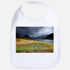 Wastwater storm clouds Bib