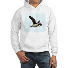 Flying Puffin Hoodie