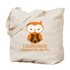 Big Bro Leukemia Support Tote Bag