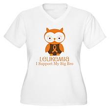 Big Bro Leukemia Support T-Shirt