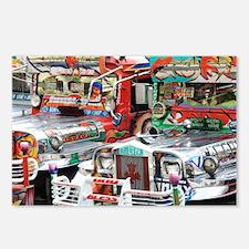 Unique Manila Postcards (Package of 8)