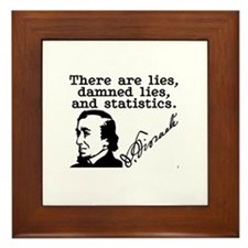 Lies, Damned Lies, and Statistics -B. Disraeli Fra