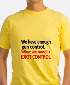 We have enough gun control T-Shirt