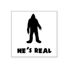 He's Real Sticker