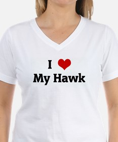 I Love My Hawk T-Shirt