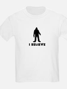 I Believe in Sasquatch T-Shirt