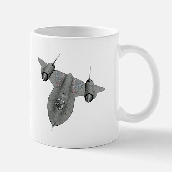 SR-71 Blackbird Mug