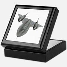 SR-71 Blackbird Keepsake Box