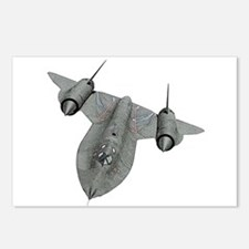 SR-71 Blackbird Postcards (Package of 8)
