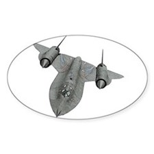SR-71 Blackbird Decal