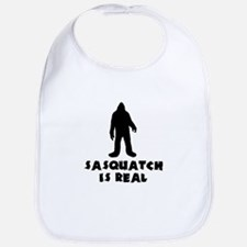 Sasquatch Is Real Bib
