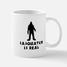 Sasquatch Is Real Mug