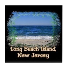 LBI Oceanside... Tile Coaster