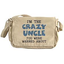Crazy Uncle Messenger Bag