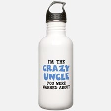 Crazy Uncle Water Bottle