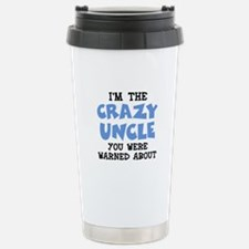 Crazy Uncle Travel Mug