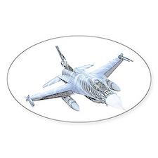 F-16 Falcon Decal