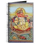 Ganesh Seated on Cushion Journal