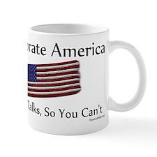 Corporate America Mug