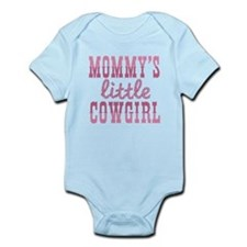 Mommys Little Cowgirl Body Suit
