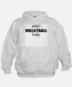 Daddys Volleyball Buddy Hoodie